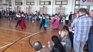 Erika&Szilárd tánc keringő tangó