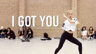 Bebe Rexha - I Got You | LUCY DANCE COVER | Day 4 IMI DANCE CAMP #2