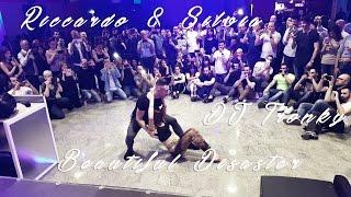 Riccardo & Silvia ► Bachata Sensual ⊰Beautiful Disaster⊱