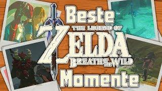 Meine besten ZELDA Breath of the Wild Momente! [GamesCom Beitrag 2017]