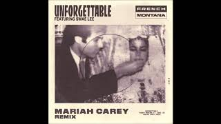 French Montana ft. Swae Lee & Mariah Carey - Unforgettable (Remix) [Clean]