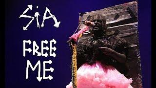 Sia - Free Me [ LYRIC ]