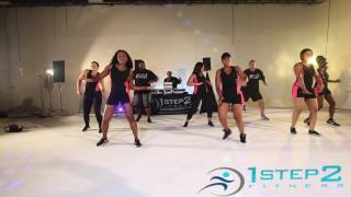 DJ MAESTRO 1 STEP 2 FITNESS LINE DANCE WORKOUT DVD COMMERCIAL