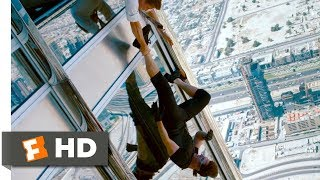 Mission: Impossible - Ghost Protocol (5/10) Movie CLIP - Get Down Here (2011) HD