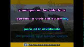 Pimpinela   Olvidame y pega la vuelta  ( karaoke )   (PRODUCCIONES ROBERTO)
