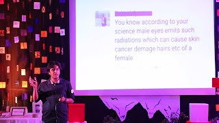 Why can't boys and girls sit together? | Vinay Menon | Vinay Menon | TEDxMACE
