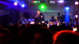 Dafina zeqiri space club live