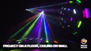 American DJ Micro Moon ON-THE-GO @ Getinthemix.com
