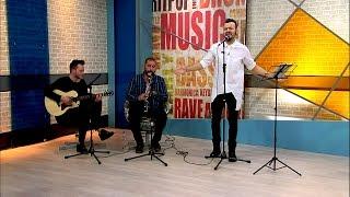 "Cafe Pop - Deha Bilimlier ""Tanrım"" akustik performans"