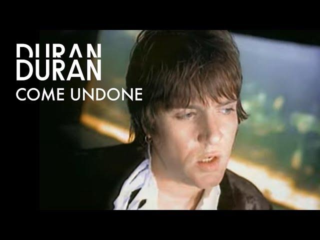 Vñideo del tema Come Undone, del grupo inglés Duran Duran