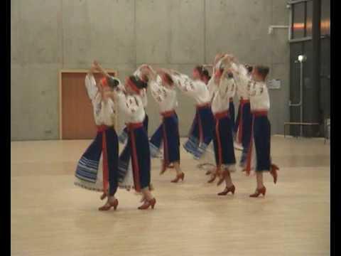 Podil groupe de dance d'Ukraine