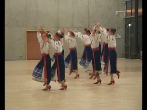Podil groupe de dance d'Ukraine