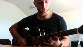 Miligram 21 vek (cover solo guitar) by MeRso