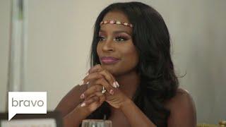 RHOA: Kandi Isn't Buying Porsha's Reason for Missing Shamea's Wedding (Season 10, Episode 2) | Bravo