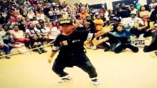 Little Kid kills the dance floor to OG Bobby Johnson