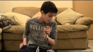 All Around the World & Beauty and a Beat Mashup Cover by Justin Johnes