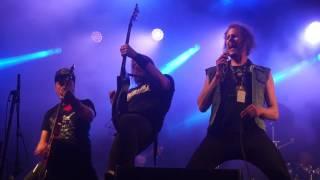 Altaria - Unicorn Live In Nummirock, Finland 23/06/16
