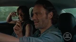 Rick e Daryl no Tecladinho lindinho 2009