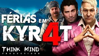 ♫Far Cry 4 - Férias em Kyrat (Musical) / Think Mind