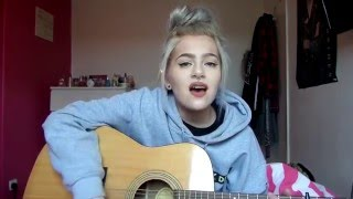 December, Neck Deep Cover - Caitlin Day