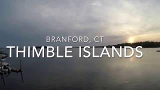 "Thimble Islands Branford, CT (Audio: The Deli ""Flowers"")"