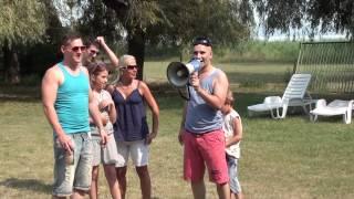 Delta Tábor 2013 Révfülöp - Video meghívó