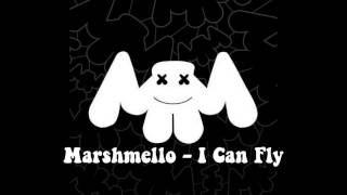 Marshmello-I Can Fly