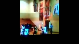 Basketball highlights Ronald Kersey