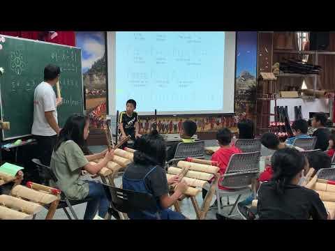 打擊課程-陳志光老師  (木琴、竹管琴) - YouTube