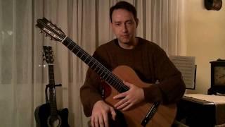 Should I play guitar left-handed? Beginning guitar instruction