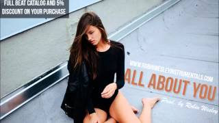 "Acoustic Pop/R&B Instrumental Beats Guitar 2015 2016 x ""All About You"" (Chris Brown Type Beat 2015)"