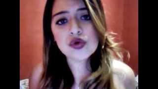 Lwanga Karoline   -  Soube que me amava (  Aline Barros   Cover)