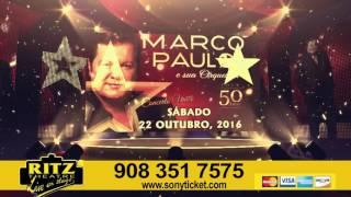 MARCO PAULO AO VIVO 50 ANOS DE CARREIRA