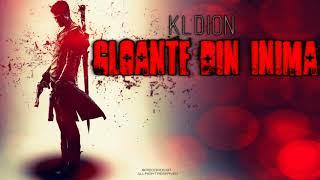 KLDION - Gloante din inima (Cover Stripes)