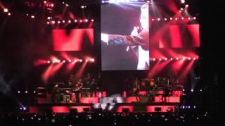 Marc Anthony concierto en Cancún.