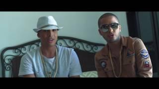 Noriel - Desobediente [Feat Alexis y Fido] -DETRAS DE CAMARAS