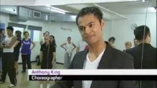 Anthony King Channel 4 news Interview: Michael Jackson's spirit lives on...