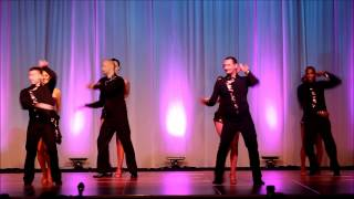 Salsa Y Control (Boston) - Orlando Salsa Congress 2012 (Sat - Performance)