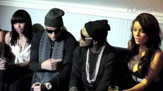 "Ludacris at ""Atlanta, GA"" Video Shoot HD"