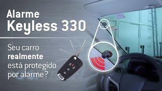 Como saber se o seu carro possui alarme com sensores de ultrassom?