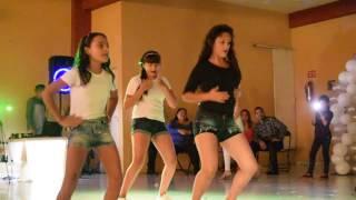 Coreografia 2, XV Maria Belen