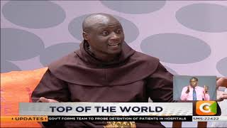 JKLive | One on one With World's Best Teacher, Peter Tabichi