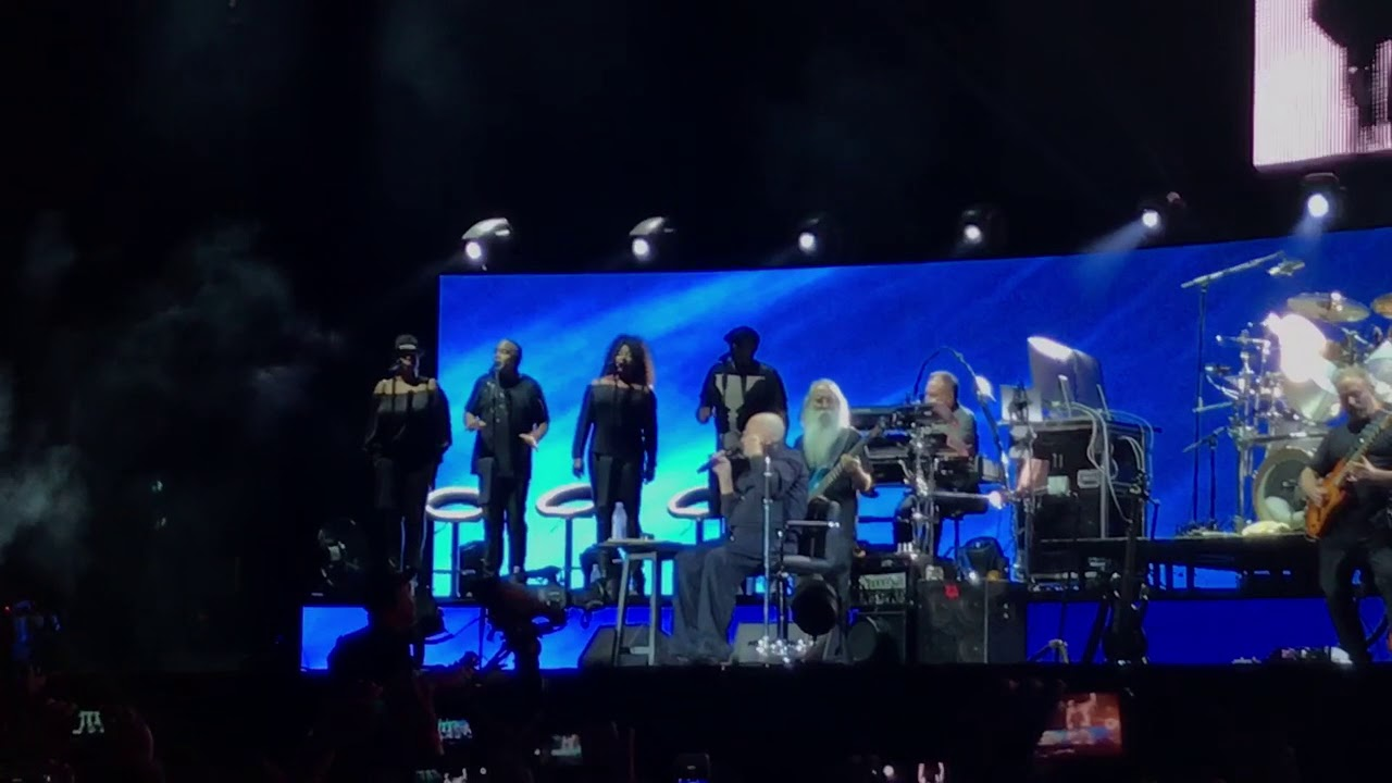 Date For Phil Collins Not Dead Yet Tour 2018 Razorgator In Cleveland Oh