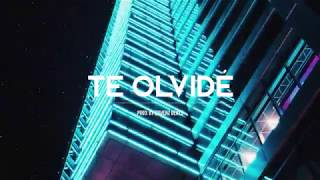 "TRAPETON Instrumental | ""Te Olvidé"" - Bad Bunny x Darell x Ozuna | Dancehall / Reggaeton"