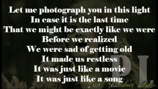 Adele - When We Were Young - Lyrics ( cover ) HQ
