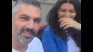 فارس كرم يتجول بالكوتشي في مراكش