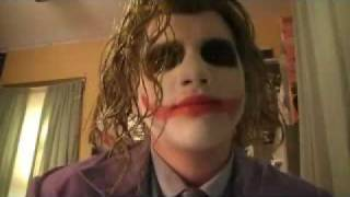 Amazing Joker Impression-Why So Serious?