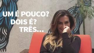 Cleo Pires  - Falo ou não falo?