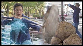 Bending Battle - Earth vs. Water (Avatar: The Last Airbender)