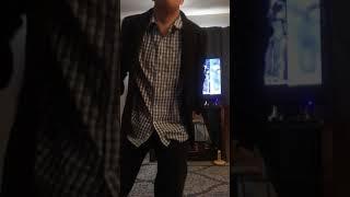 Marvin Jackson (Michael Jackson lover) Dancing